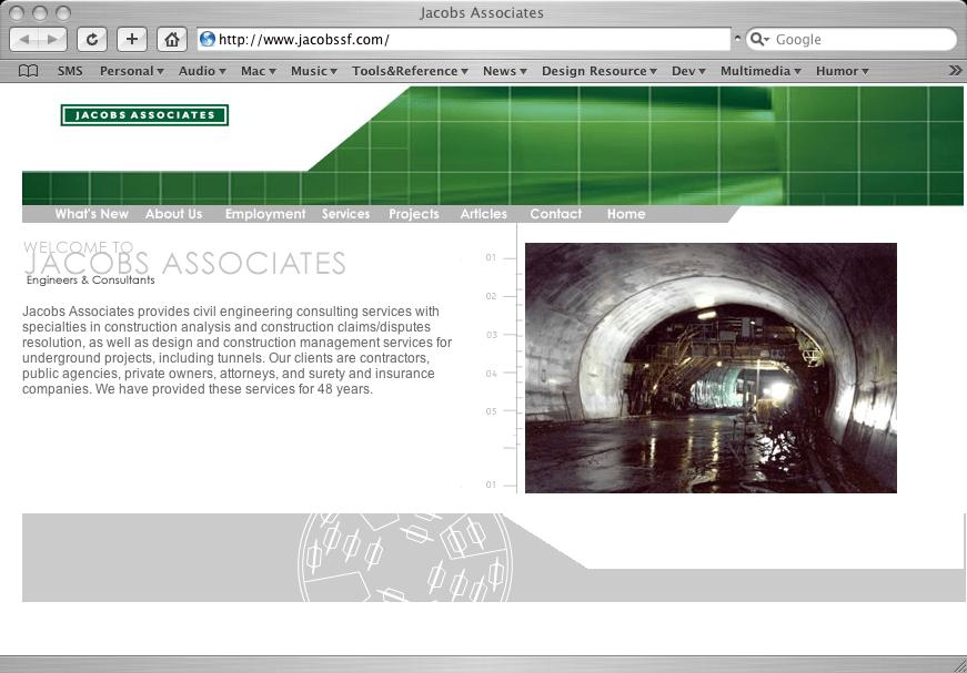 Jacobs Associates web site